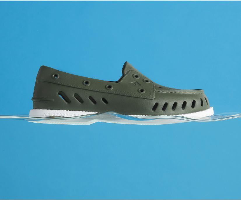 Authentic Original Float Boat Shoe, Kombu Green, dynamic