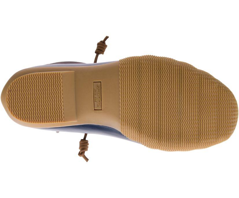 Saltwater Duck Boot, Tan / Navy, dynamic