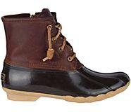 Saltwater Duck Boot, Tan / Dk Brown, dynamic