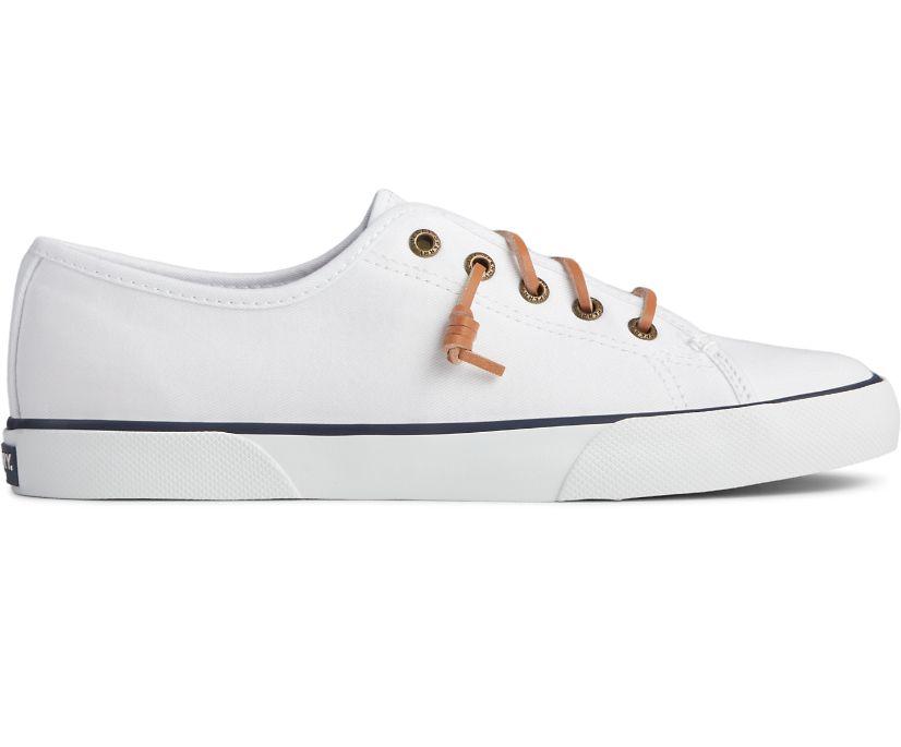 Pier View Sneaker, White, dynamic
