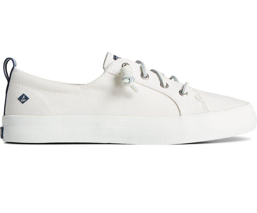 Crest Vibe Sneaker, Linen White, dynamic