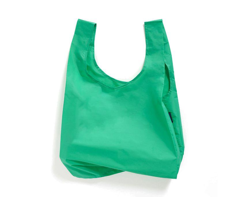 Standard Baggu Bag, Green Agate, dynamic