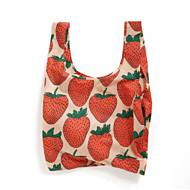 Standard Baggu Bag, Strawberry, dynamic