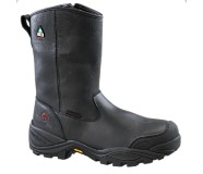 "Growler CSA Composite Toe Insulated Waterproof 10"" Pull On Boot, Black, dynamic"