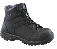 View Side Zip CSA CarbonMax Work Boot, Black, dynamic