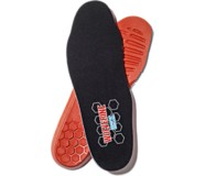 EPX® Anti-Fatigue Insoles, Red, dynamic