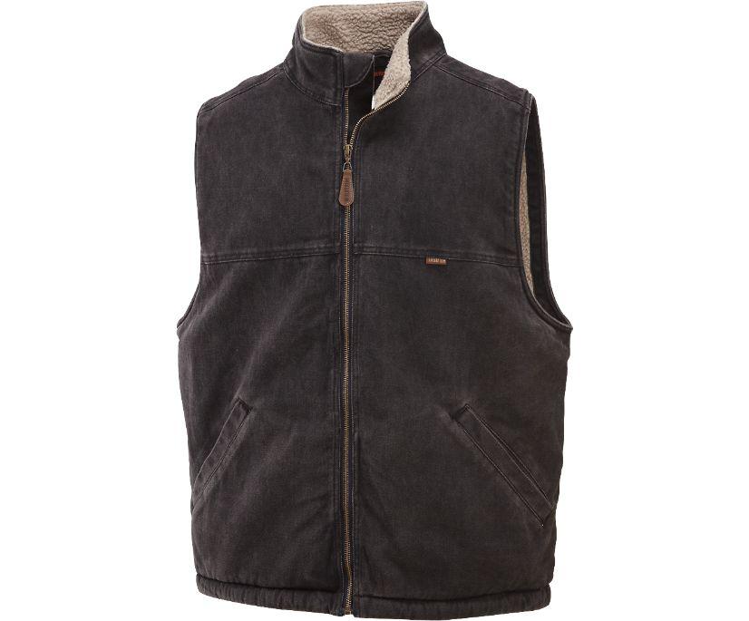 Upland Vest, Black, dynamic