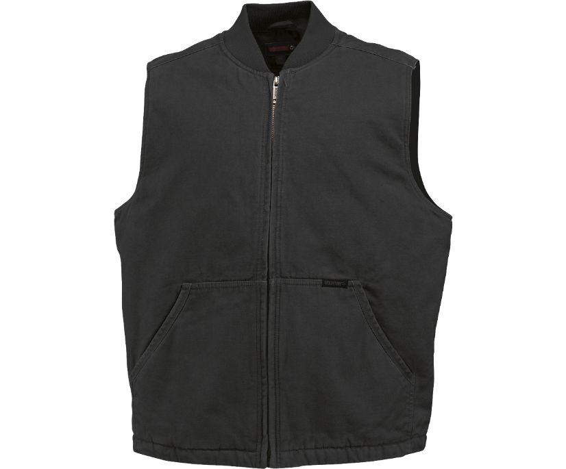 Finley Vest, Black, dynamic