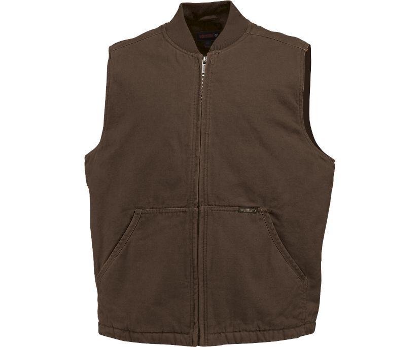 Finley Vest, Bison, dynamic