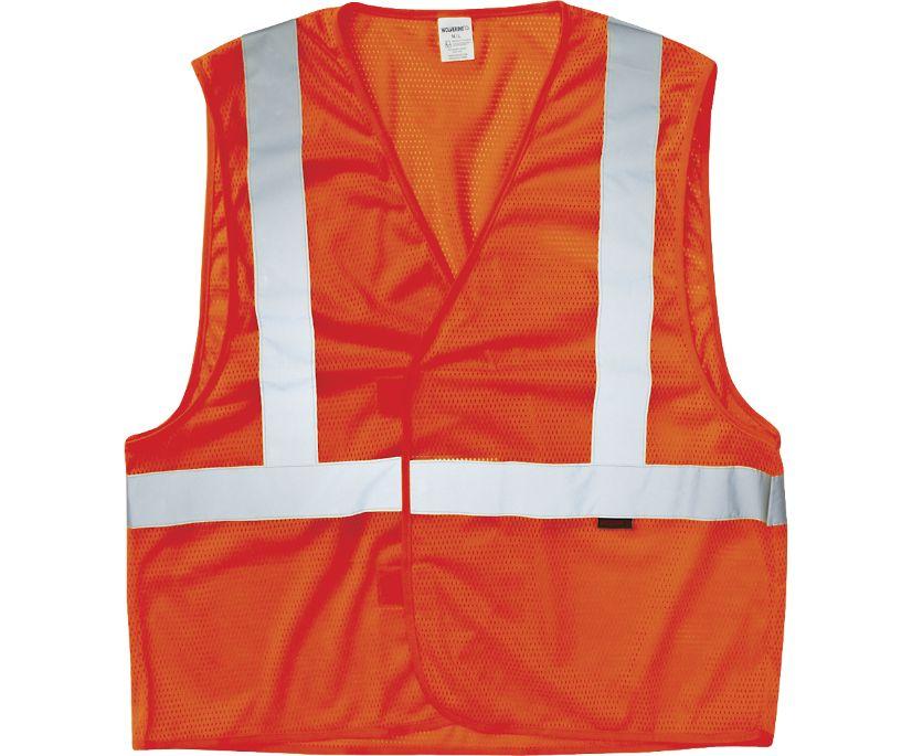 Packable Vest, Hi Vis Orange, dynamic