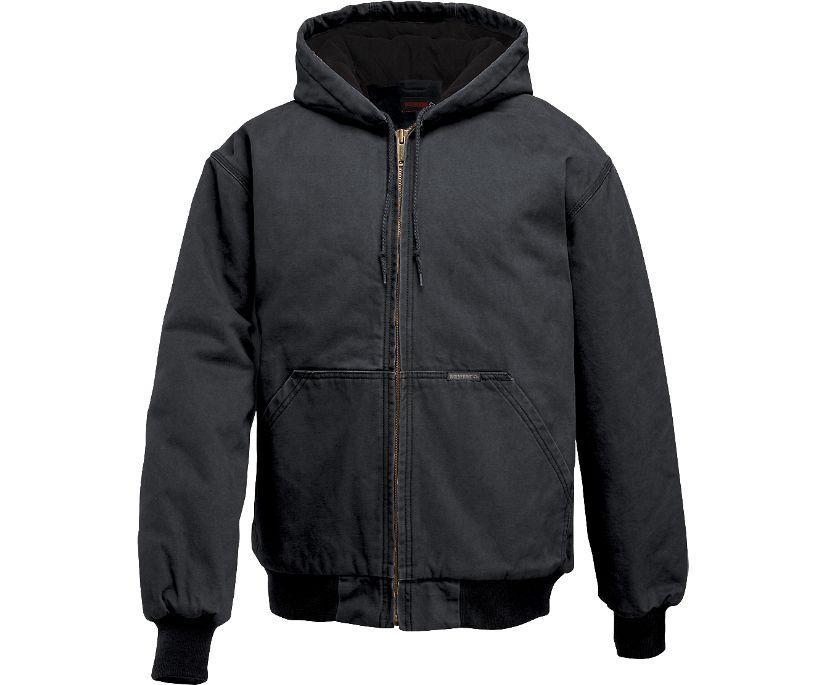 Houston Jacket, Black, dynamic