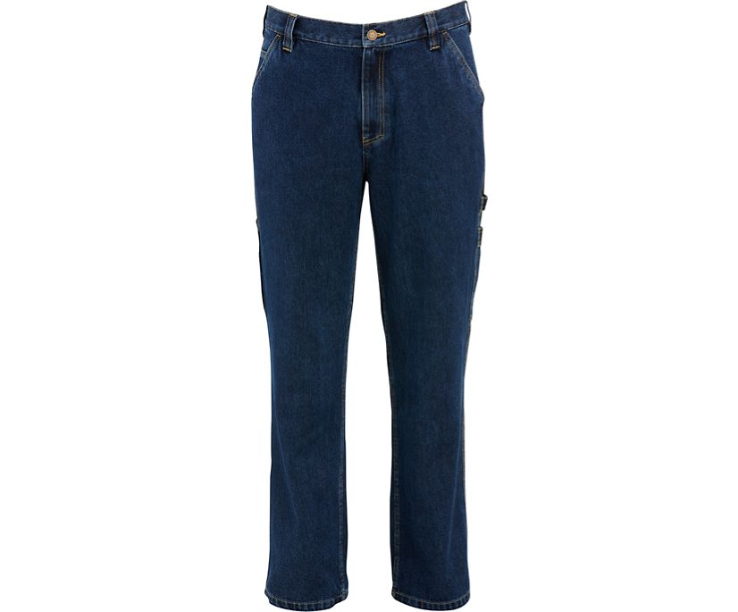 Hammer Loop Jean, Dark Denim, dynamic