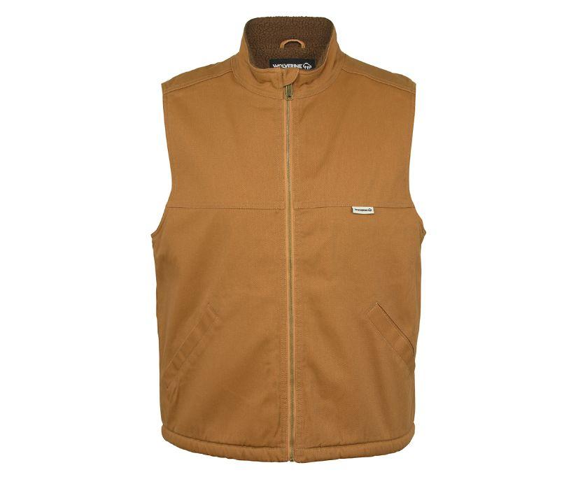 Upland Vest (Big & Tall), Whiskey, dynamic