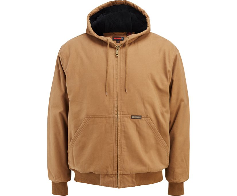 Houston Jacket, Chestnut, dynamic