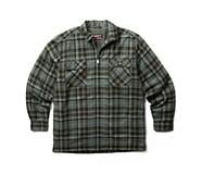 Marshall Shirt Jac (Big & Tall), Smoke Plaid, dynamic