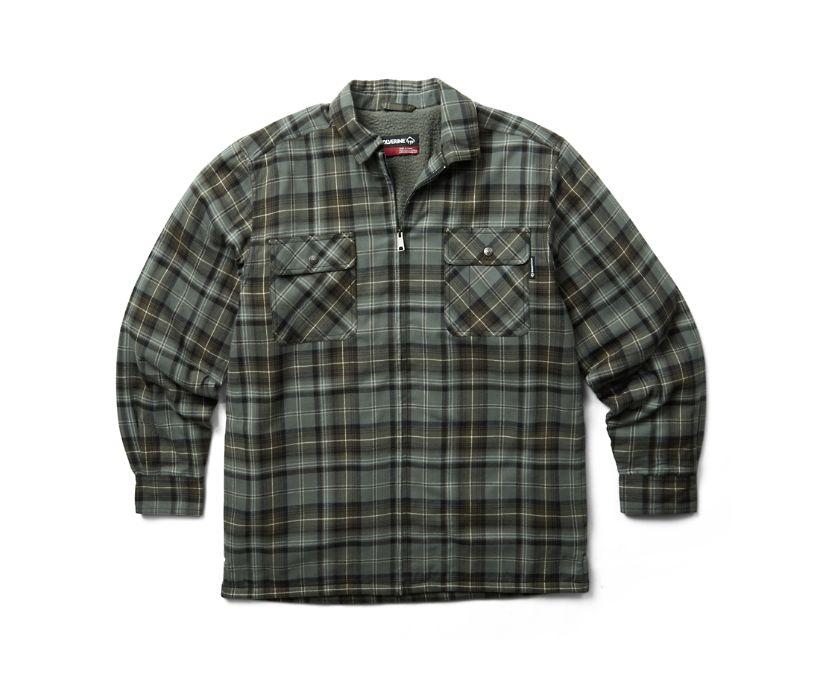 Marshall Shirt Jac (Big & Tall), Indigo Blue, dynamic