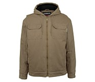 Lockhart Jacket B&T, Gravel, dynamic