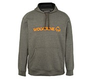Marauder Hoody Black Claw, Black Olive Heather, dynamic