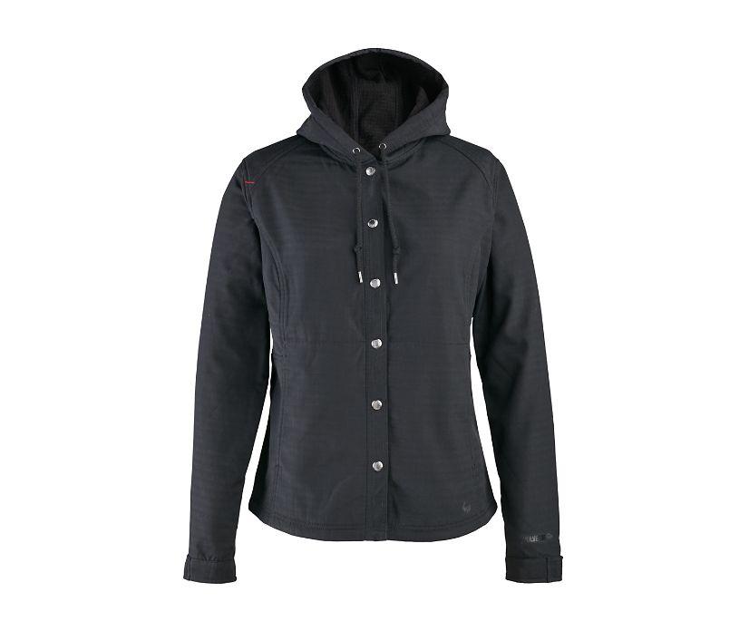 I-90 Shirt Jac, Black, dynamic