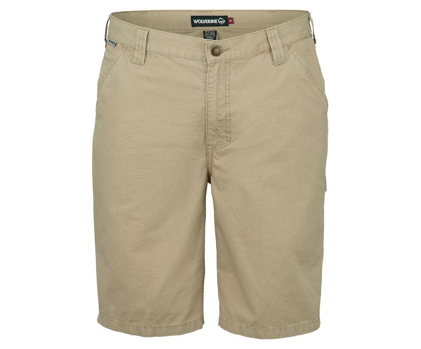 "Eaton Short 11"", Khaki, dynamic"