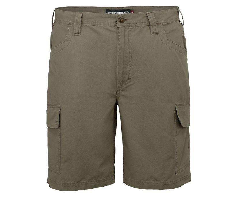 "Cole Cargo Short 10"", Gravel, dynamic"