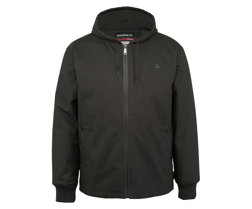 Fortifier Jacket, Black, dynamic