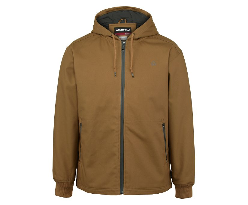 Fortifier Jacket, Chestnut, dynamic