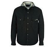 FR CANVAS JACKET, Black, dynamic