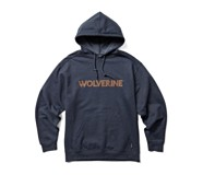 Graphic Hoody, Dark Navy Heather, dynamic