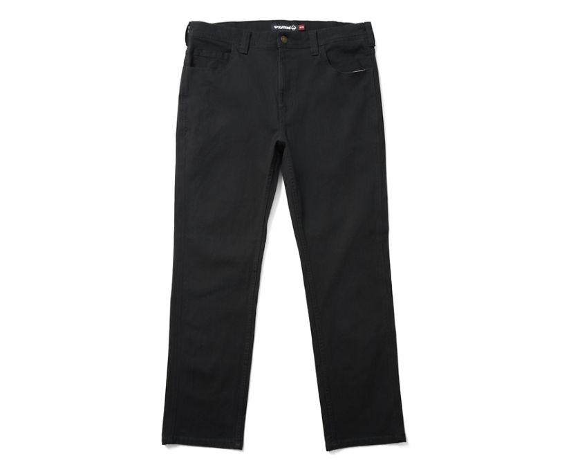 Modern Fit 5 Pocket Pant, Black, dynamic