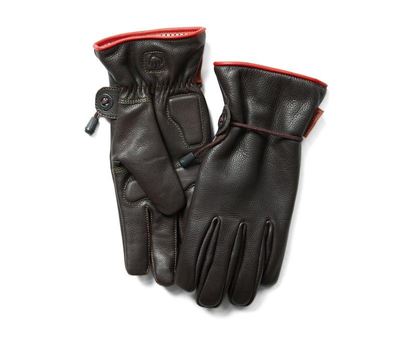 Dutton Glove, Chestnut, dynamic