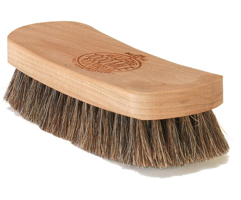 Shoe Brush, Tan, dynamic