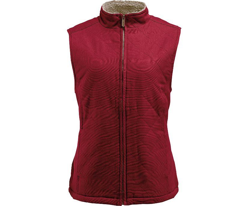 Belmont Vest, Cardinal, dynamic