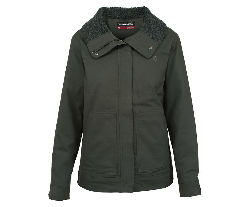 Ethelwood Jacket, Onyx, dynamic