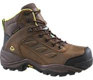"Growler CSA Composite Toe Insulated Waterproof 6"" Work Boot, Brown, dynamic"