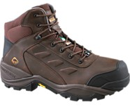 "Growler Composite Toe Insulated Waterproof 6"" Work Boot, Brown, dynamic"