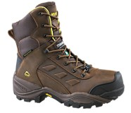 "Growler CSA Composite Toe Insulated Waterproof 8"" Work Boot, Brown, dynamic"