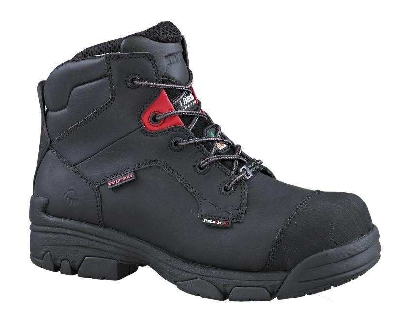 "Condor 6"" CSA (Composite Toe, Waterproof), Black Americana, dynamic"