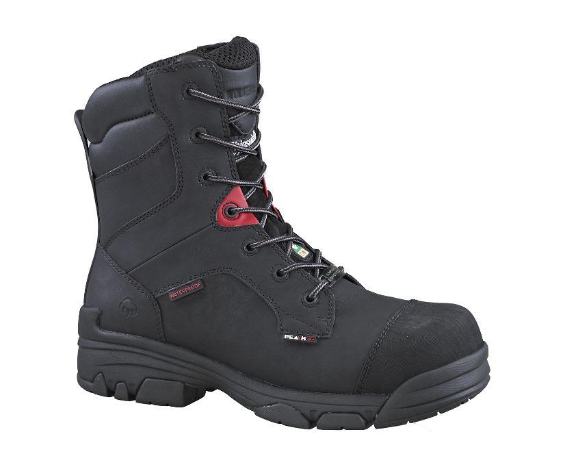"Condor 8"" CSA (Composite Toe, Waterproof), Black Americana, dynamic"