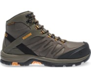 Fletcher Waterproof CarbonMAX® Hiking Boot, Taupe, dynamic