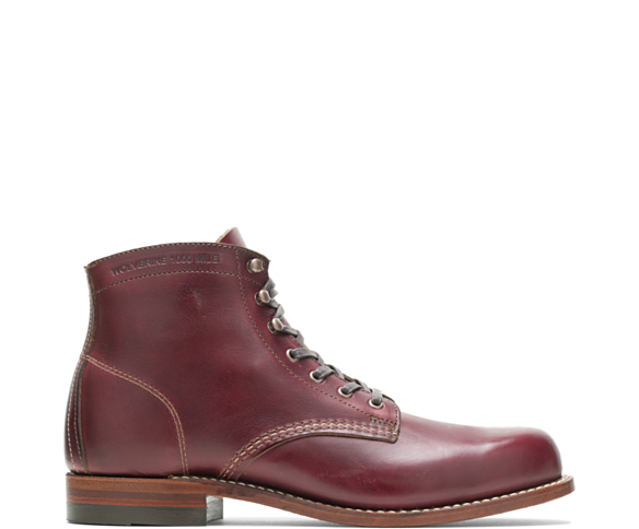 Original 1000 Mile Boot, Cordovan No. 8, dynamic