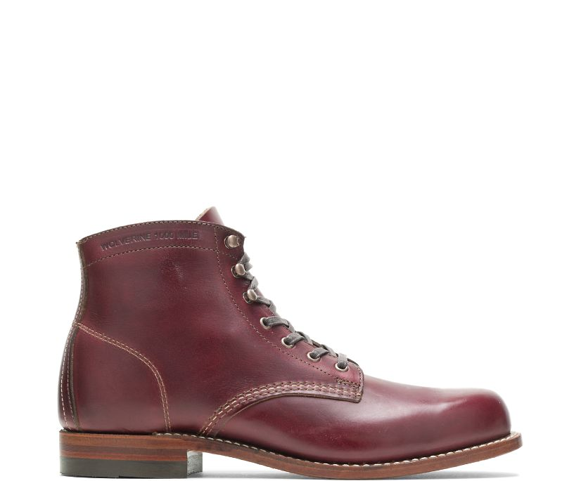 Original 1000 Mile Boot, Cordovan No. 8, dynamic