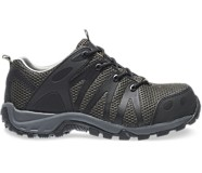 Amherst Low Cut Composite-Toe EH Work Shoe, Gunmetal, dynamic