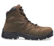"""Bonaventure 6"""" Waterproof Work Boot, Brown, dynamic"""