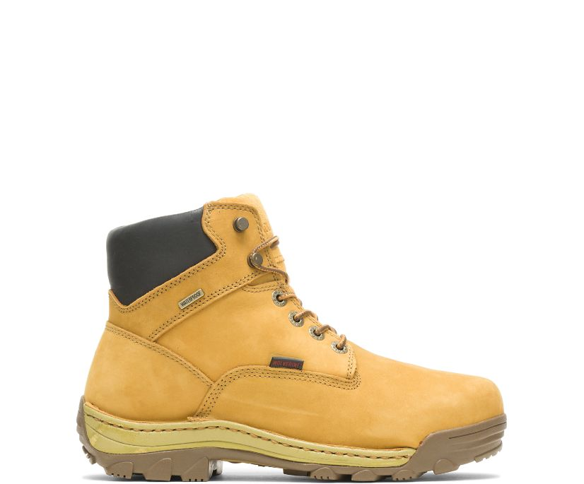 "Dublin Waterproof Insulated 6"" Boot, Wheat, dynamic"