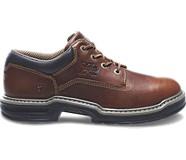 Raider Work Shoe, Brown, dynamic