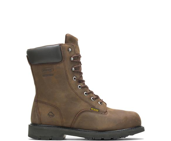 """Men - McKay Waterproof Steel-Toe 8"""" Work Boot - 8"""