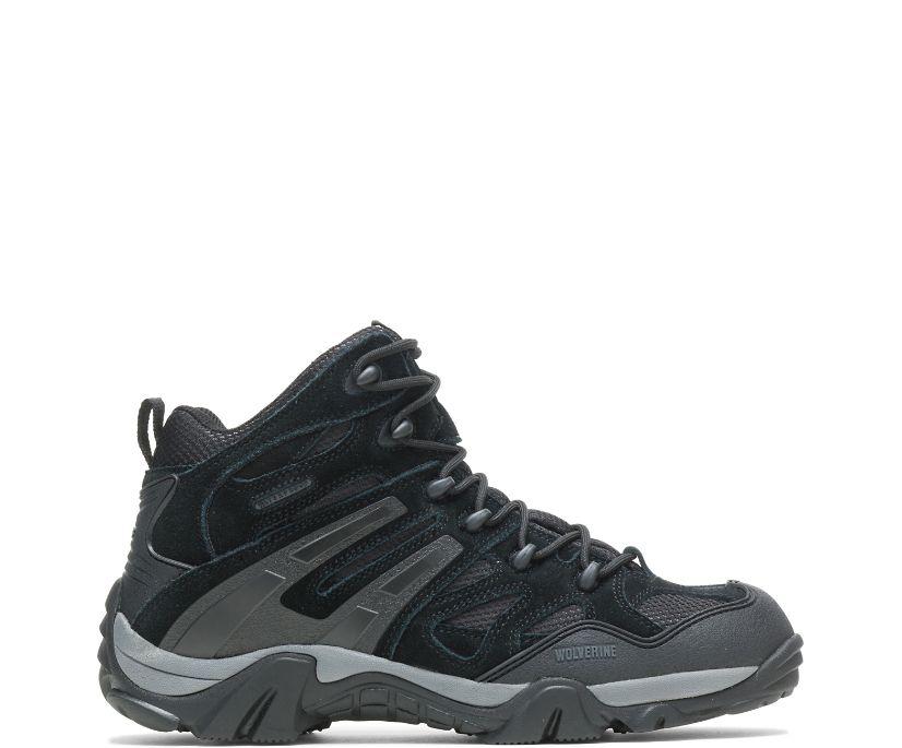 Wilderness Boot, Black, dynamic
