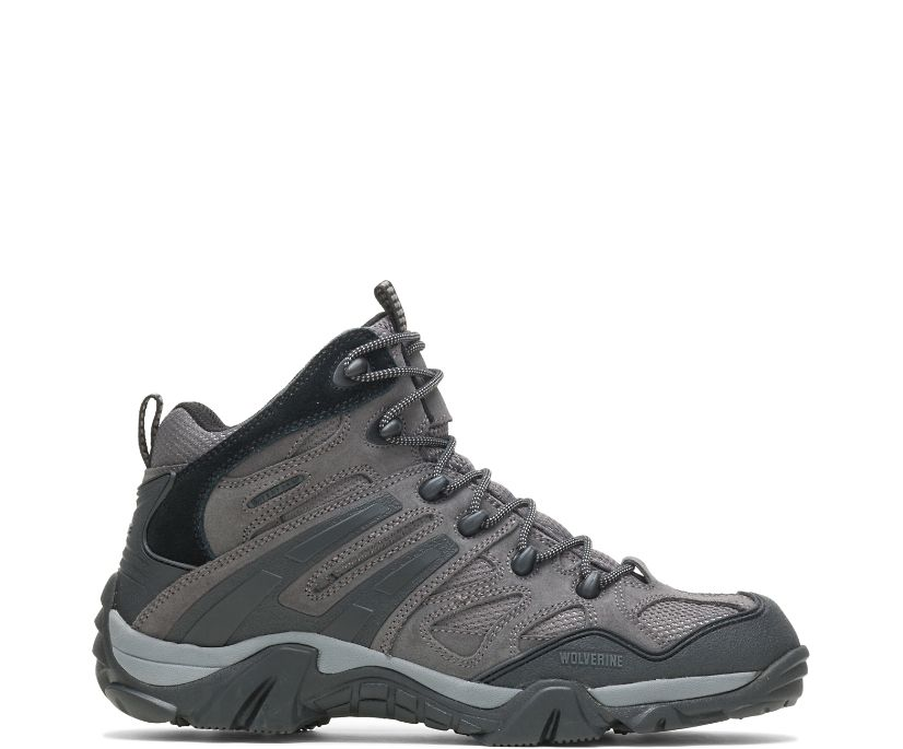 Wilderness Boot, Charcoal, dynamic
