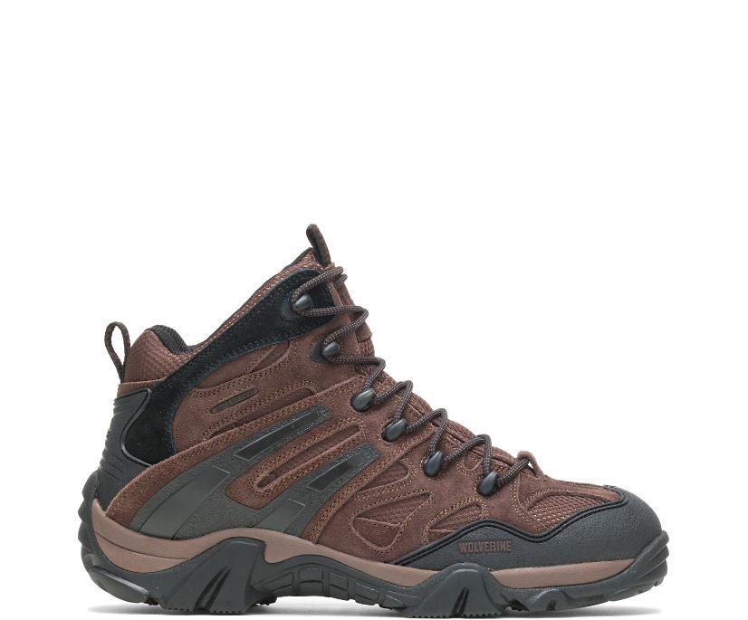 Wilderness Boot, Brown, dynamic
